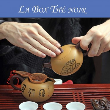 Box thé Noir