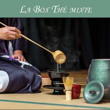 Box thé Vert