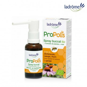 Spray Buccal Propolis Bio
