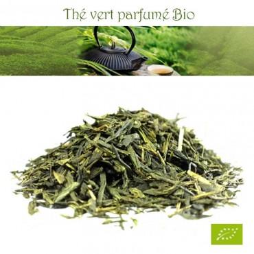 Douceur de Vanille Bio The vert parfumé