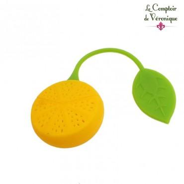 Infuseur Orange