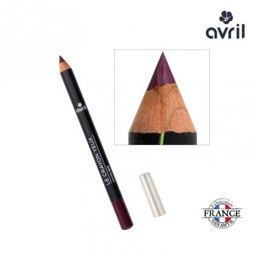 Crayon yeux Prune