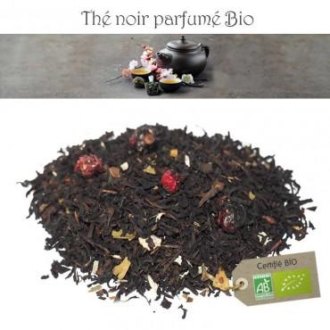 Thé noir - Cassis Bio