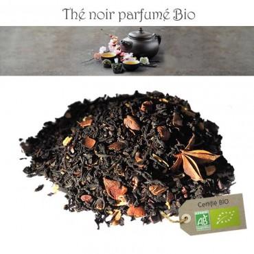 Thé noir - Réglisse-chocolat Bio