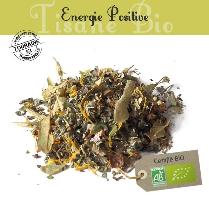 Energie positive - Tisane Bio