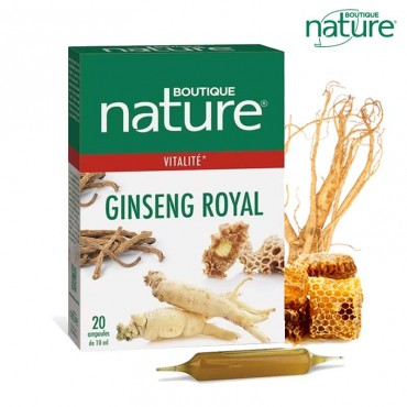 Ginseng Royal - Vitalité -...