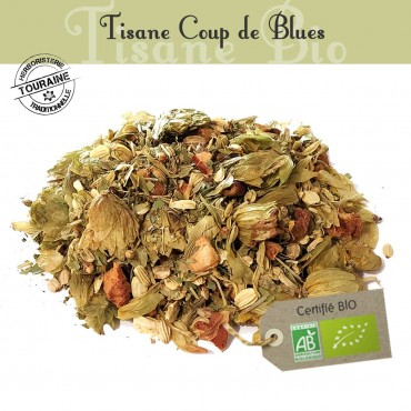 Tisane Coup de Blues bio