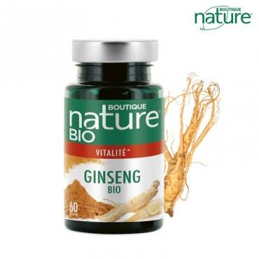 Ginseng bio - Vitalité
