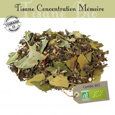 Tisane Concentration et...