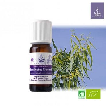 Eucalyptus citronné huile...