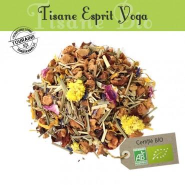 Esprit Yoga - Tisane bio