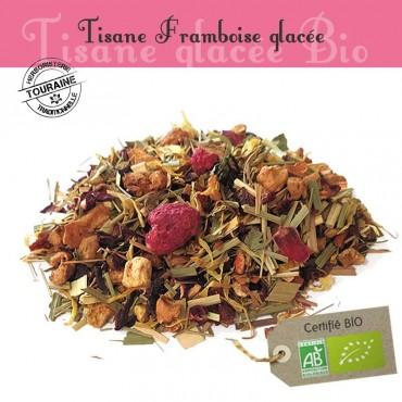 Framboise glacée - Tisane...