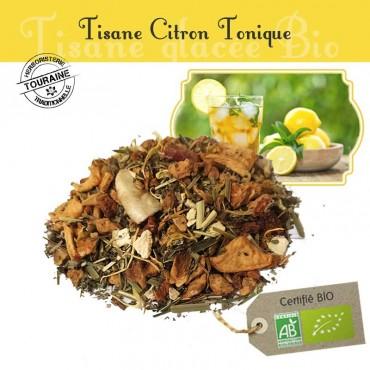 Citron tonique - Tisane...