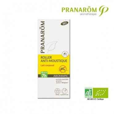 Roller Anti-moustique Aromapic