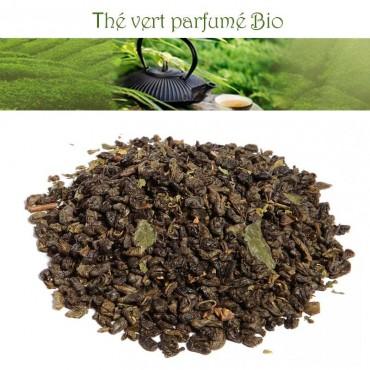 Menthe Marrakesh Bio - Thé vert parfumé