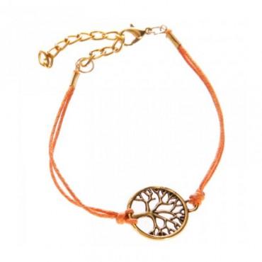 Bracelet Arbre de Vie + 10 sachets thés et tisanes