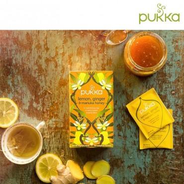 Citron, Gingembre et Manuka BIO