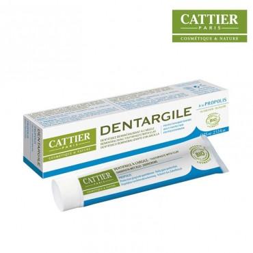 Dentifrice Dentargile Propolis bio
