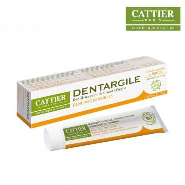 Dentifrice Dentargile Sauge bio