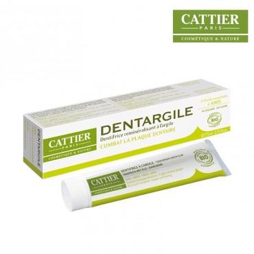 Dentifrice Dentargile Anis anti-tartre bio