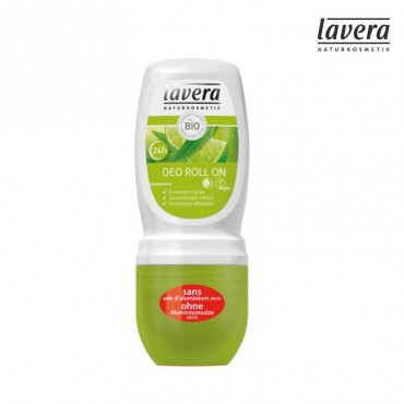 Déo roll-on Verveine citron Bio