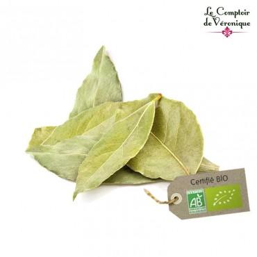 Laurier feuilles Bio