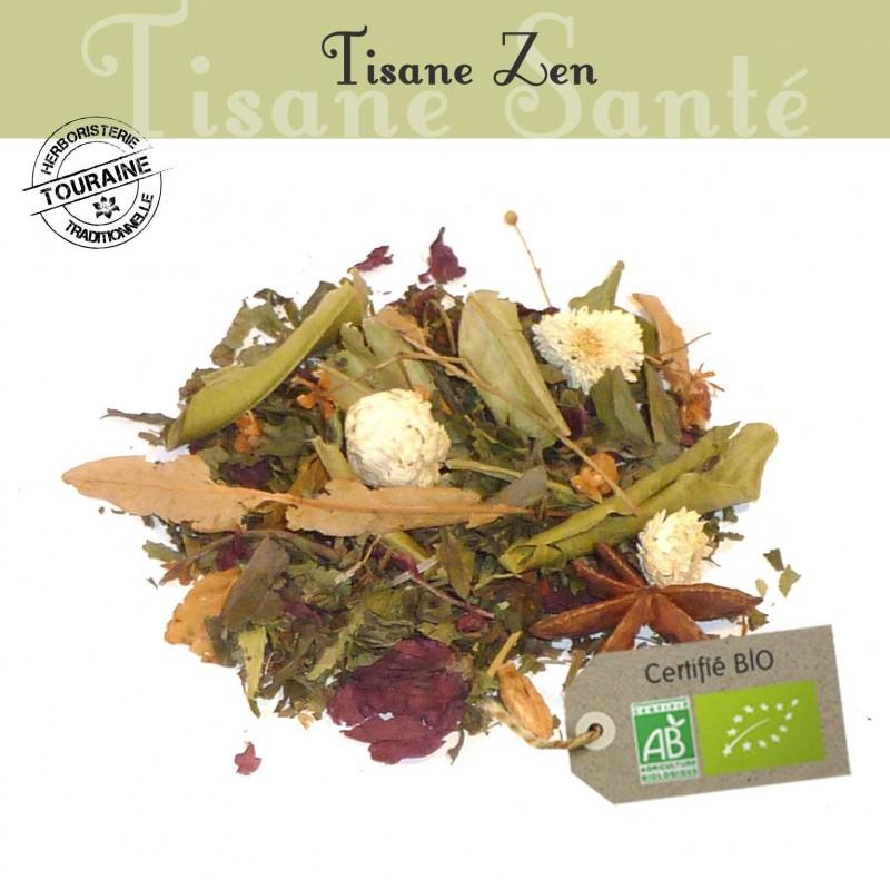 Tisane Zen Bio