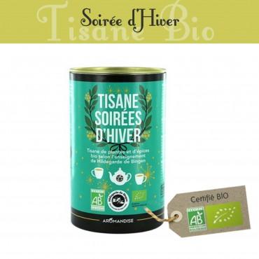 Tisane Soiree d'Hiver - Hildegarde de Bingen