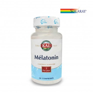 Mélatonine 1mg