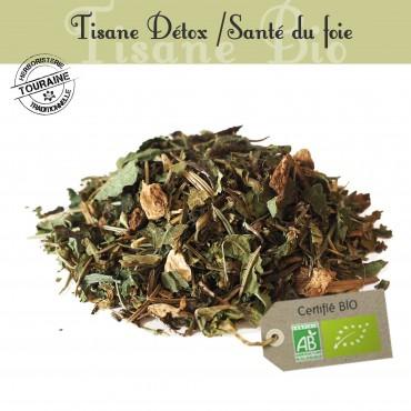 Tisane Détox/ Santé du foie Bio