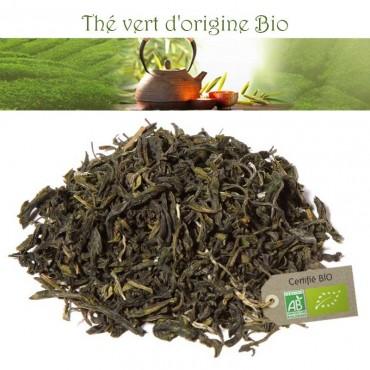 Pi Lo Chun bio - Thé vert d'origine
