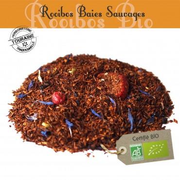 Baies Sauvages Bio - Rooibos parfumé