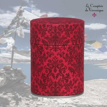 Boîte lokta luxe 'Lulang' - Boîte à Thé