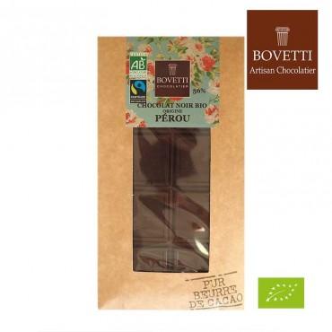 Chocolat noir 56 % bio