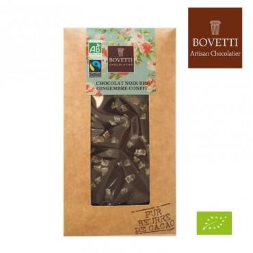 Chocolat noir Bio 73%