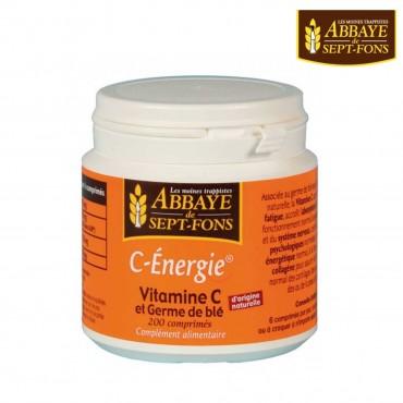 C-Energie -Vit C & germe blé