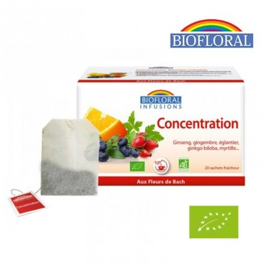 Infusion Concentration bio