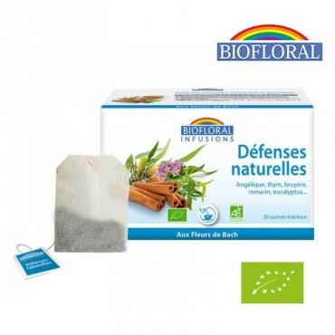 Infusion Défense naturelles bio