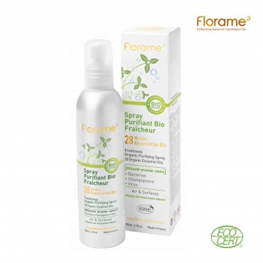 Spray Purifiant bio Fraicheur