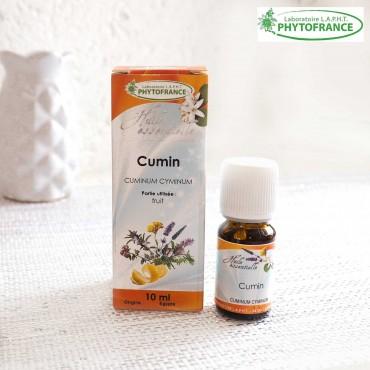Cumin huile essentielle Bio