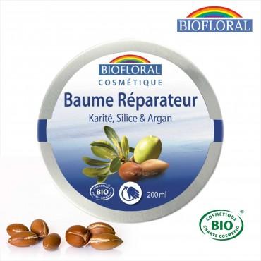 Beurre de karité silice argan - 200 ml