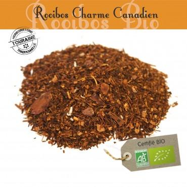 Charme Canadien Bio - Rooibos parfumé