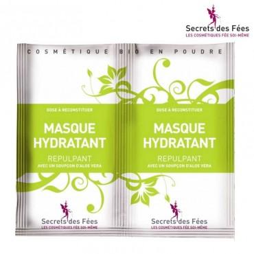 Masque Hydratant Repulpant - 2 monodoses