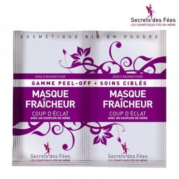 Masque Fraicheur Coup d'Eclat - 2 monodoses