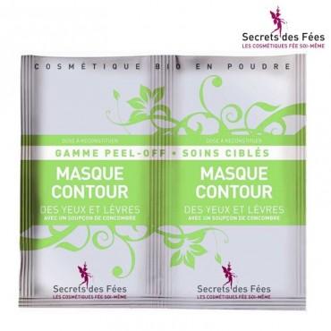 Masque Contour des Yeux et Lèvres - 2 monodoses