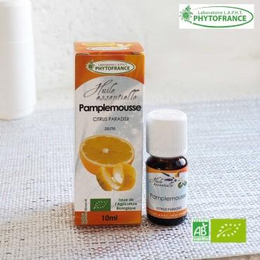 Pamplemousse huile essentielle Bio