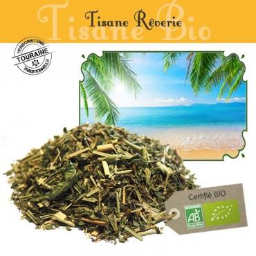 Tisane Rêverie bio - Citronnelle cacao