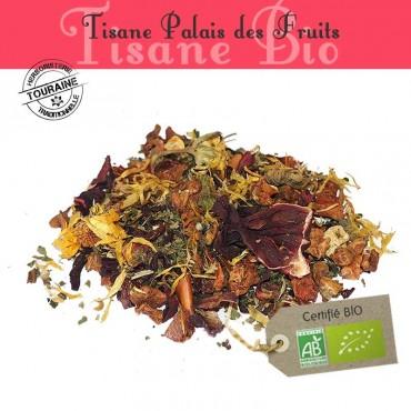 Tisane Palais des fruits Bio - Fruits exotiques