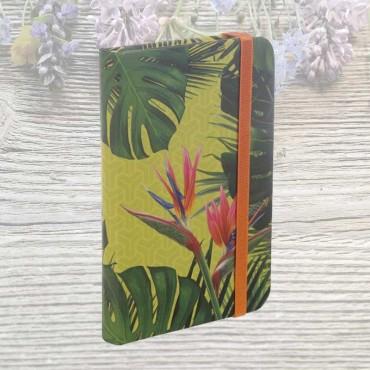 Carnet de note - Plantes tropicales