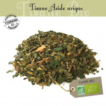 Tisane acide urique Bio